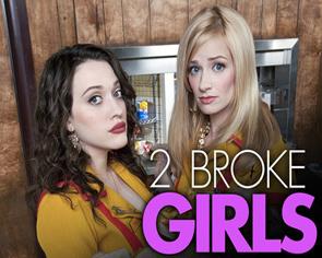 2 Broke Girls 1-2 image 001