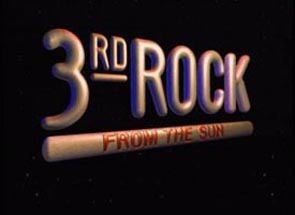 3rd Rock From The Sun 1-6 image 001