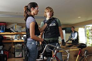 NCIS Los Angeles 1-4 image 001