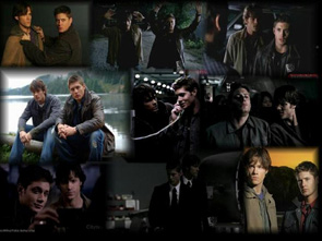 Supernatural 1-8 image 001