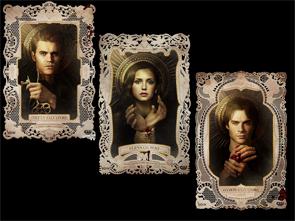 The Vampire Diaries 1-4 image 002