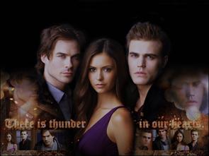 The Vampire Diaries 1-4 image 001