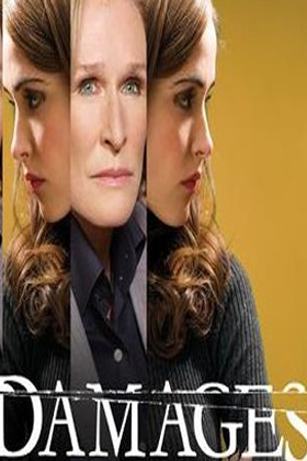 Damages seasons 1-4 DVD