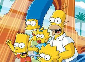 The Simpsons seasons DVD