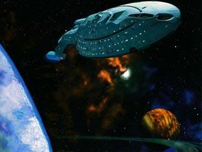Star Trek Voyager 1-7 image 002