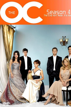 the oc seasons dvd
