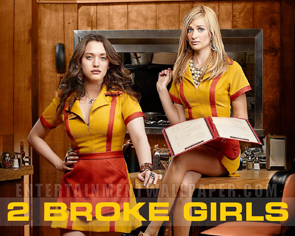 2 Broke Girls 1-2 image 002