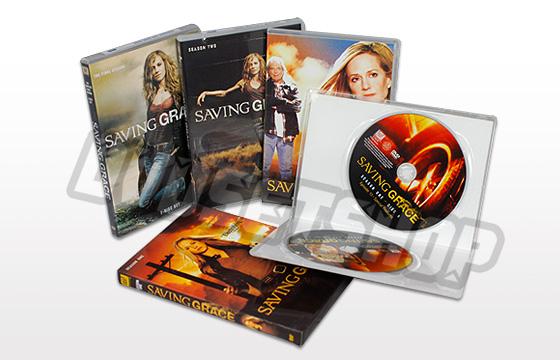 Saving Grace Seasons 1-3 DVD Boxset