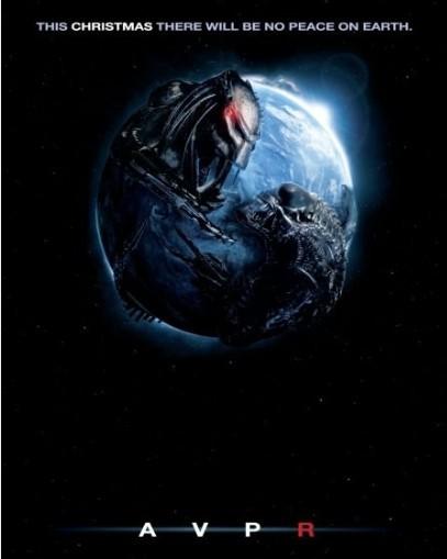 Alien Vs Predator 2 dvd
