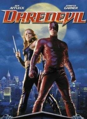 Daredevil Blu-ray DVD Boxset