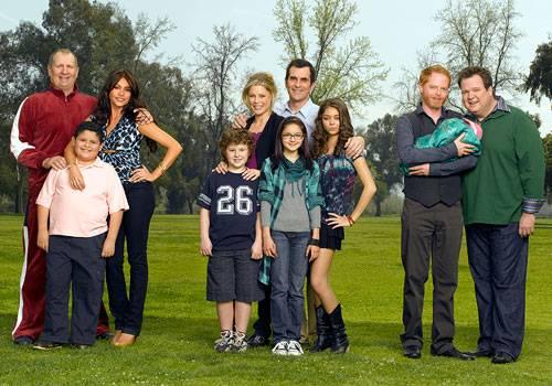 Modern Family season 1 dvd box set