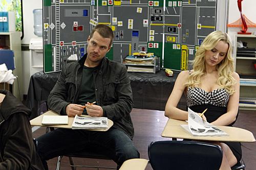NCIS LOS ANGELES season 1 dvd