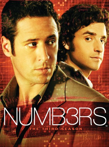 numb3rs seasons 1-6 dvd box set