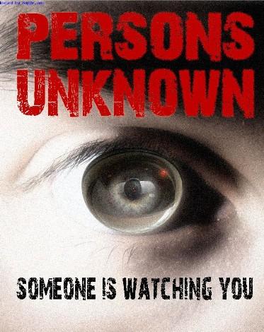 Persons Unknown Season 1 dvd box set
