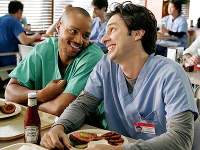 scrubs seasons dvd