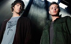 Supernatural Seasons 1-5 DVD