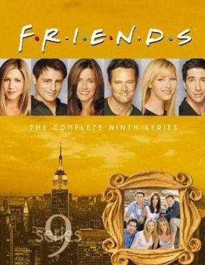 Friends Season 9 DVD Boxset