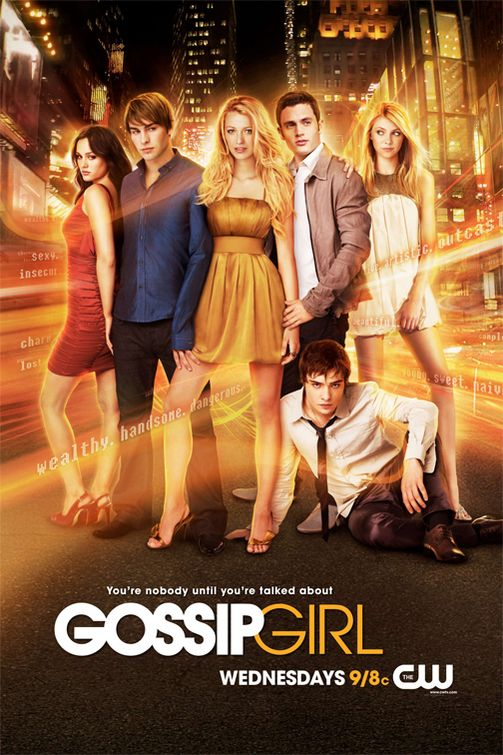 gossip girl seasons 1-3 dvd box set