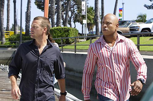 NCIS LOS ANGELES season 1