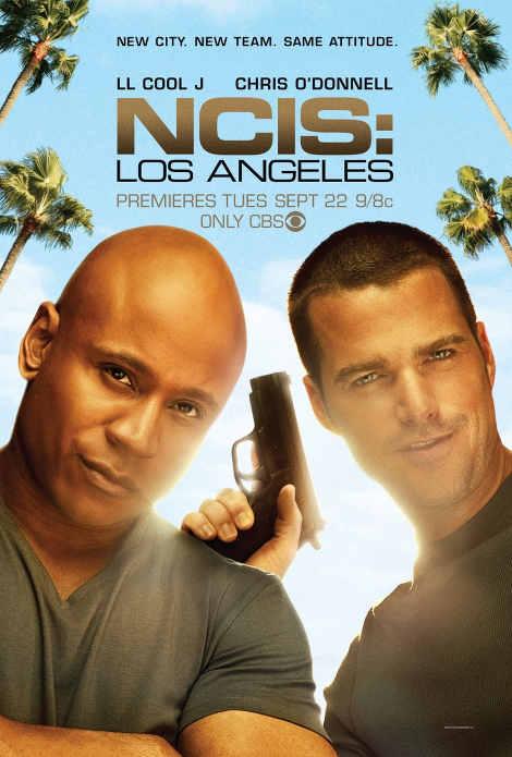 NCIS:Los Angeles season 1 dvd