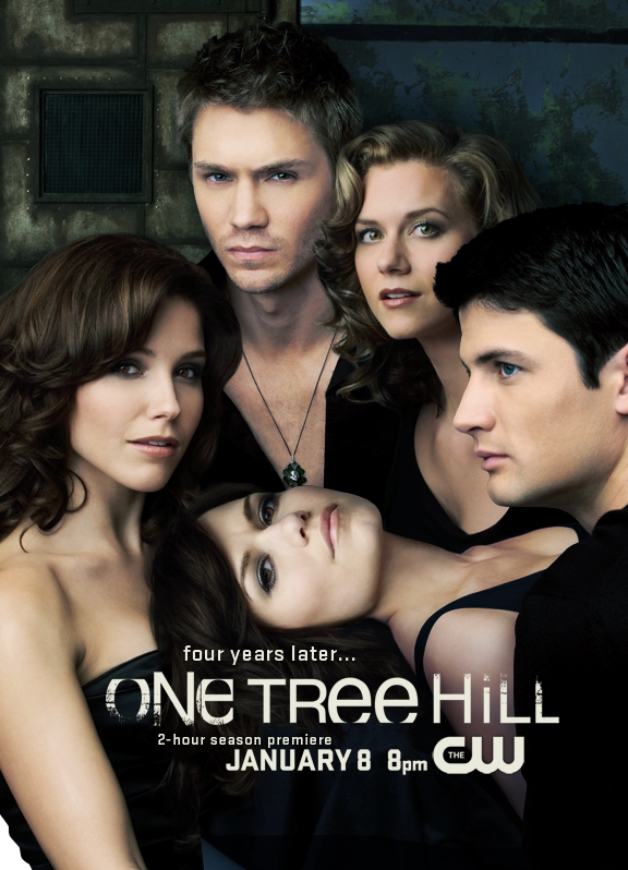 one tree hill seasons 1-7 dvd box set