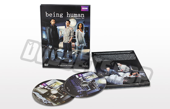 Being Human Season 1 DVD Boxset