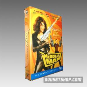 The Middleman Season 1 DVD Boxset