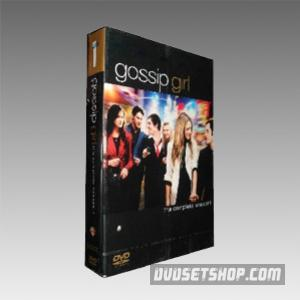 Gossip Girl Season 1 DVD Boxset