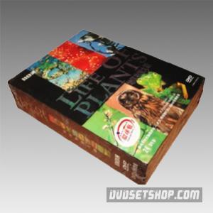 BBC Life of Plants DVD Boxset