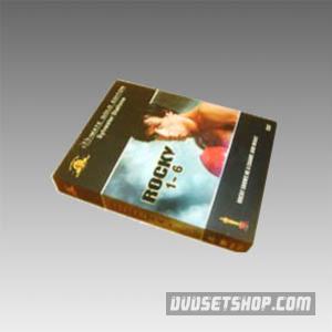 Rocky Complete Series DVD Boxset