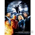 Fantastic Four 2: Rise of the Silver Surfer (2007)DVD