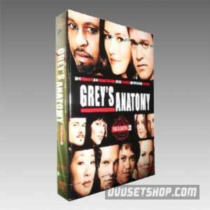 Grey's Anatomy Season 4 DVD Boxset