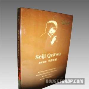 Seiji Qzawa Collection DVD Boxset