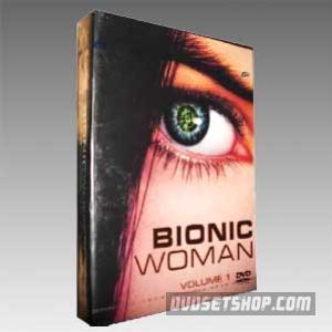 Bionic Woman Season 1 DVD Boxset