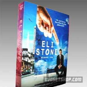 Eli Stone Season 1 DVD Boxset