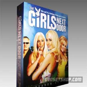 The Girls Next Door Season 1 DVD Boxset