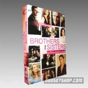 Brothers And Sisters Season 2 DVD Boxset