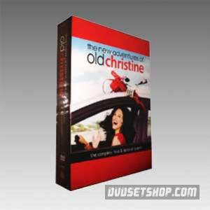 The New Adventures of Old Christine Seasons 1-2 DVD Boxset