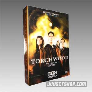 Torchwood Season 2 DVD Boxset