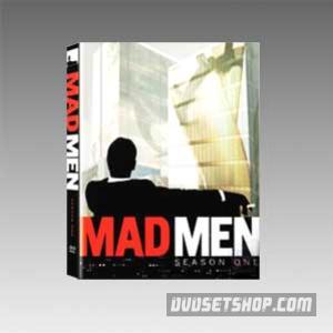 Mad Men Season 1 DVD Boxset