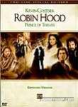Robin Hood: Prince of Thieves (1991) DVD
