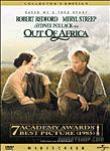 Out of Africa (1985) DVD