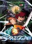 Spriggan (2002)DVD
