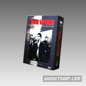 The Wire Seasons 1-3 DVD Boxset