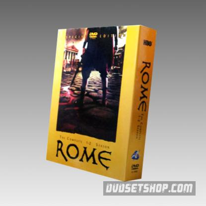 Rome Seasons 1-2 DVD Boxset