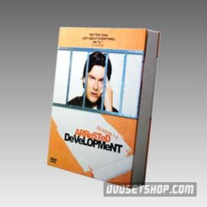 Arrested Development Seasons 1-3 DVD Boxset