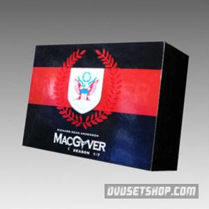 MacGyver Seasons 1-7 DVD Boxset
