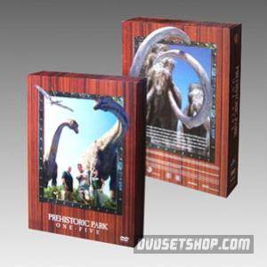 Prehistoric Park Seasons 1-6 DVD Boxset