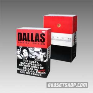 Dallas Seasons 1-5 DVD Boxset
