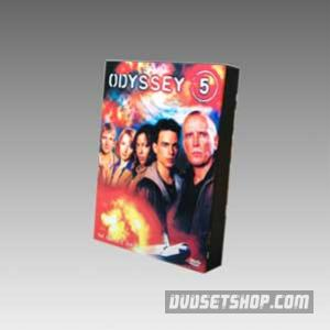 Odyssey 5 Season 1 DVD Boxset